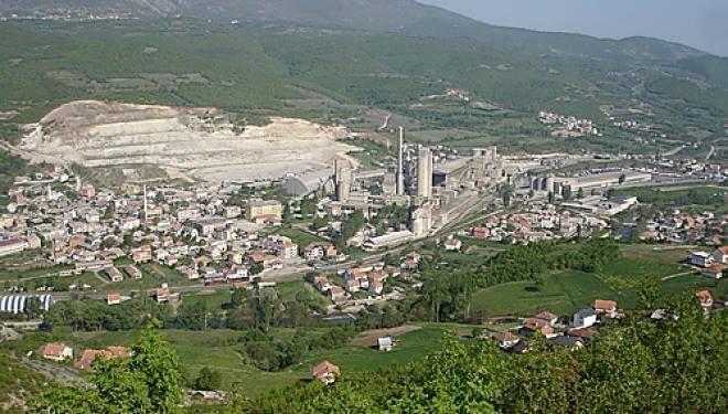 Tërmet në Han të Elezit