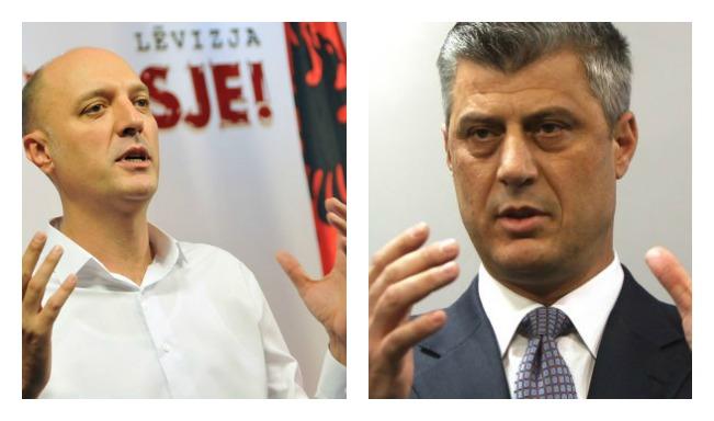 Thaçi dhe Ymeri replikojnë se kush është më frikacak