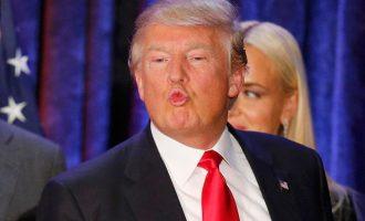 Edhe Donald Trump nominohet për çmimin Nobel