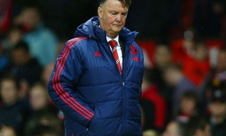 Futbollistët e United-it të irrituar me taktikat e Van Gaal