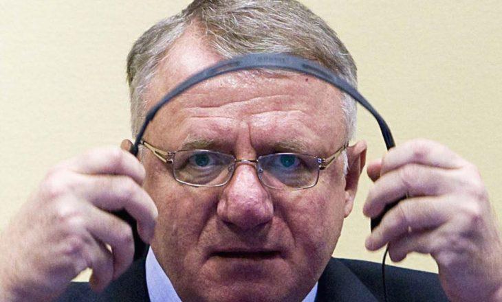 Gjykata e Hagës vendos për Vojslav Sheshelj në fund të muajit