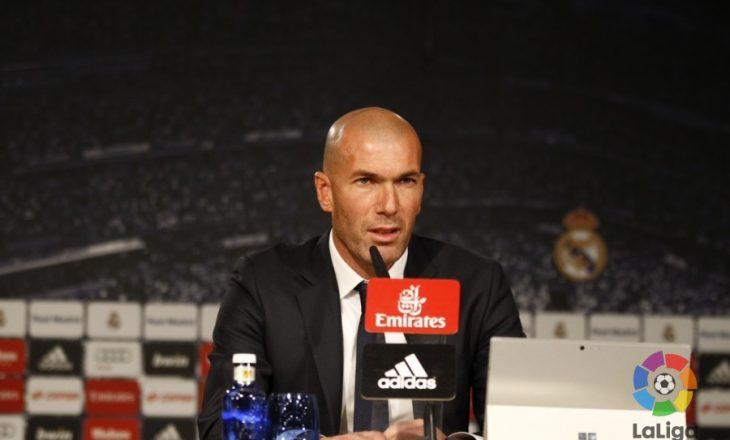 Zidane: Humbja nga Atletiko është një goditje e rëndë