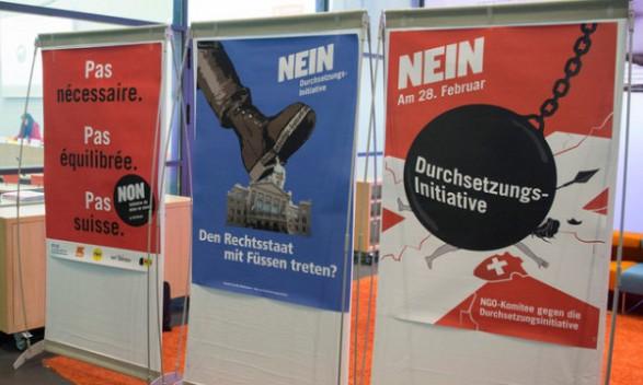 """Zviceranët në votime për """"dëbimin e të huajve kriminelë"""""""