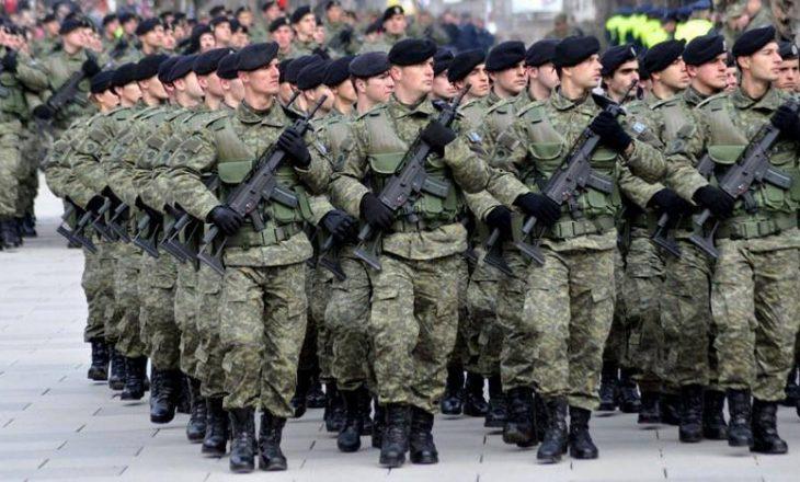Projektligji parasheh ushtrinë me 8 mijë trupa