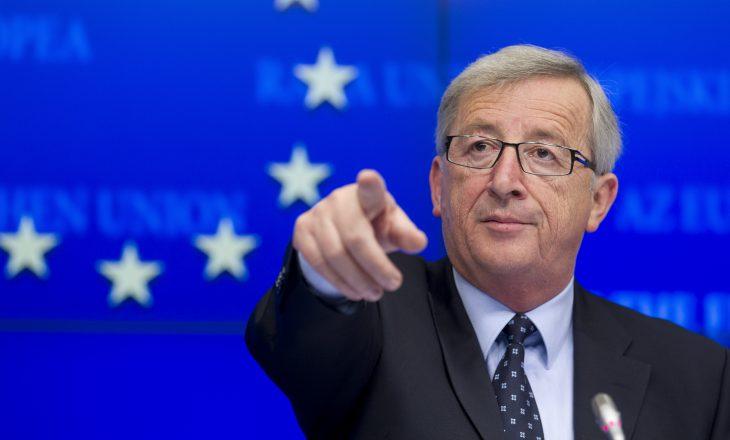 Juncker: Do të ketë prapë luftë në Ballkan nëse shpërbëhet BE-ja