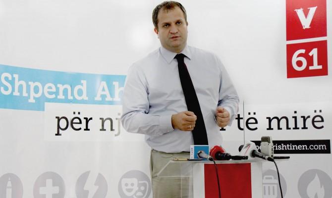 Ahmeti: Të punojmë për ta ndaluar këtë qeverisje