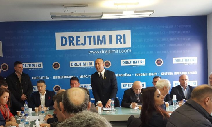 AAK pyet kryeministrin Mustafa përse kërkon që të takohet me opozitën