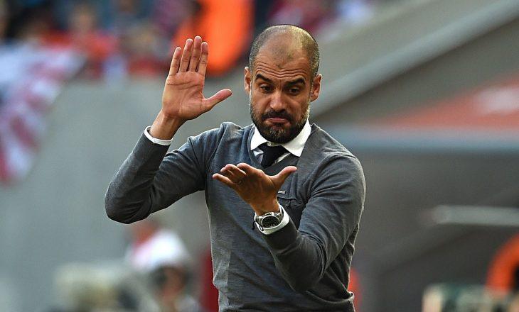 Guardiola: Luajtëm në mënyrë të jashtëzakonshme
