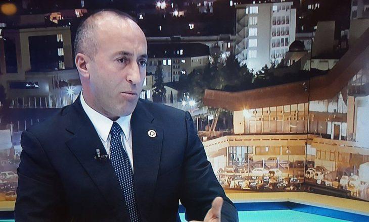 Haradinaj: Nderi nuk i lejon deputetët ta votojnë Demarkacionin