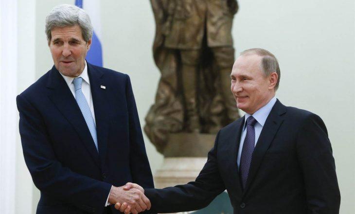 Kerry thotë se nuk ka marrëveshje me Rusinë rreth Sirisë