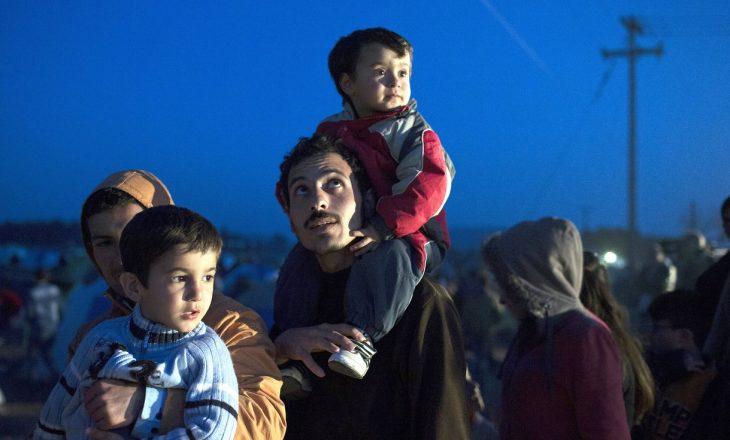 Dhjetëra mijëra refugjatë nga Greqia drejt BE-së vitin tjetër