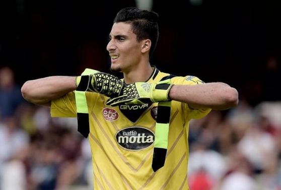 Portieri 21-vjeçar shqiptar mbron portën e Lazios ndaj Milanit