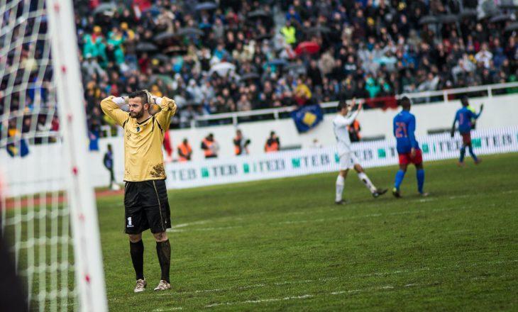 """Ujkani për """"Corriere Dello Sport"""": Do të pres topin për të vdekurit tanë"""