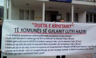 Vetëvendosje kritikon Lutfi Hazirin për keqpërdorim të parasë publike