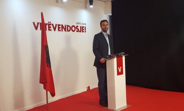 Konjufca propozon referendum për të ndryshuar kushtetutën