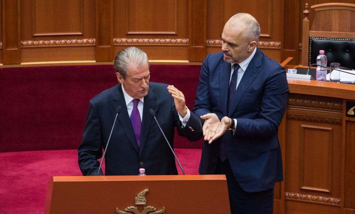 Berisha: Rama iu dha shqiptarëve drogë