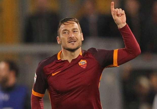 Totti, shpëtimtari i Romës