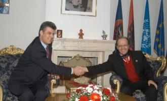 Thaçi: Takimi i parë me Rugovën më i rëndësishmi për Kosovën