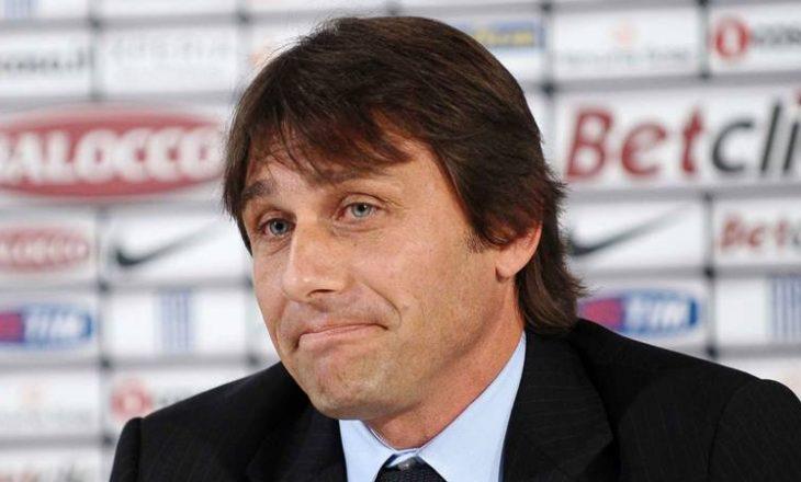 Conte dëshiron mesfushorin Italian të Interit
