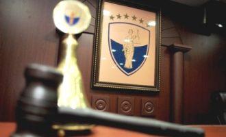 """""""Gjykata Kushtetuese ia vuri kazmën Republikës Parlamentare"""""""