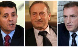 Tre deputetët e PDK-së që i mori sivjet drejtësia