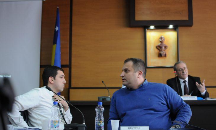 Reagon Ahmeti: Autobusi nuk është prishur, por ka edhe garancion