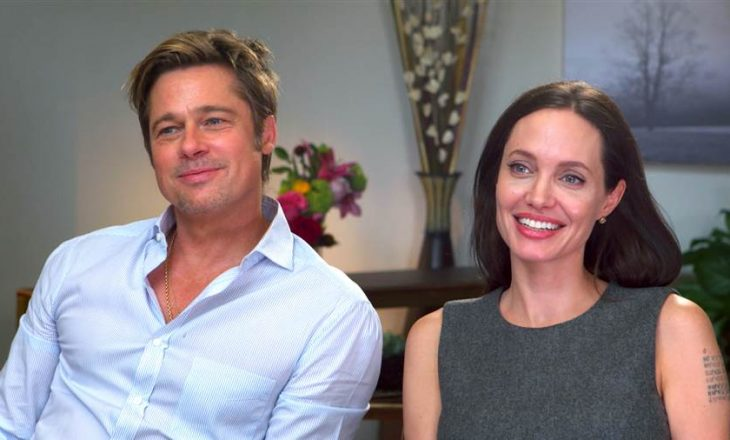 """Brad Pitt dhe Angelina Jolie ndahen edhe në """"Madame Tussauds"""""""