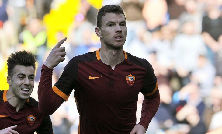 "Dzeko, ""mbreti"" i Europa League"