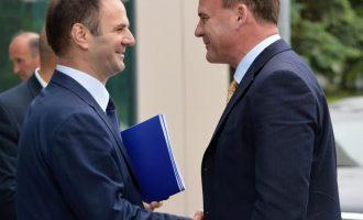 Qeveria procedon në Kuvend vazhdimin e mandatit të EULEX'it