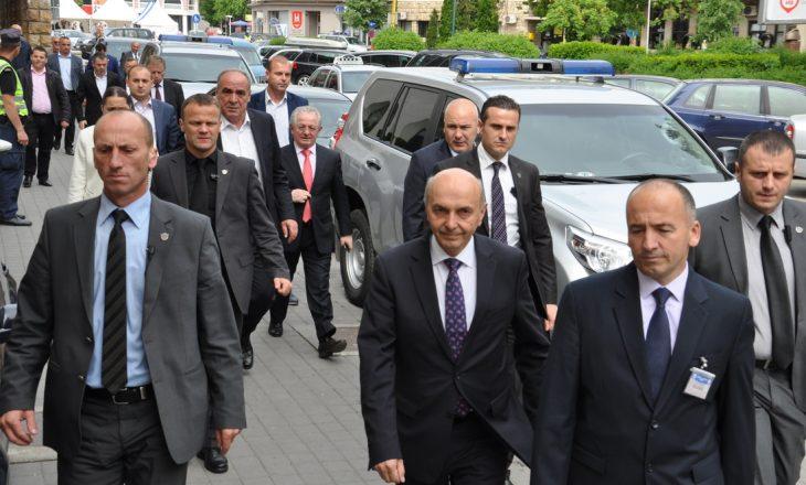 LDK-ja fyen partinë e Ramush Haradinajt
