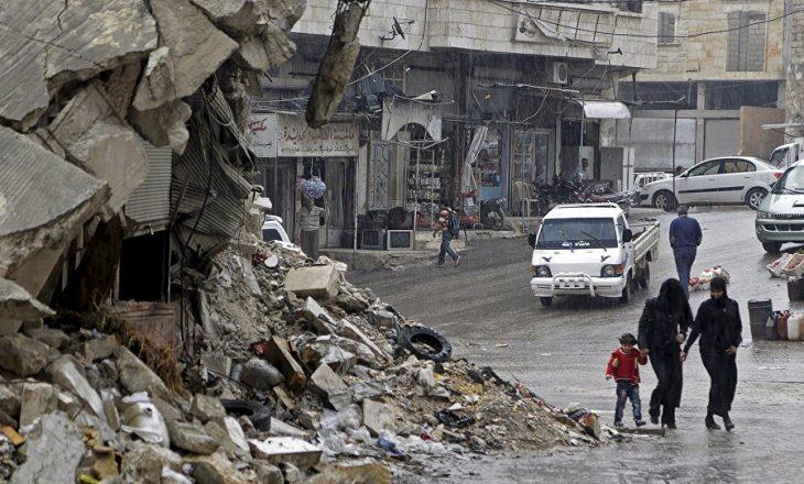 Armëpushimi në Siri po respektohet