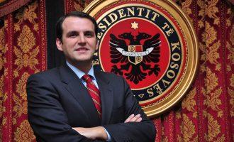 Biznesi milionësh i Ukës në emër të presidentit Rugova