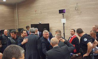 """Dita e parë e seancës që vendos për fatin e të akuzuarve në """"Grupin e Drenicës"""""""