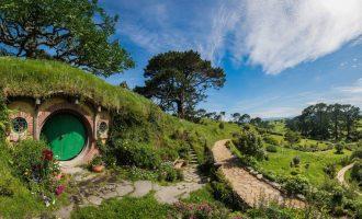 """Bukuritë përrallore të Hobbitonit – vendi ku xhirohet trilogjia """"The Lord of the Rings"""""""