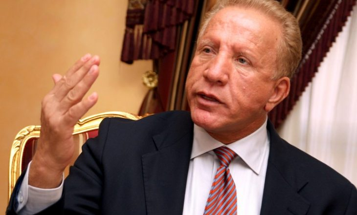 Pacolli: Nuk do të garojë për Prishtinën me PDK-në