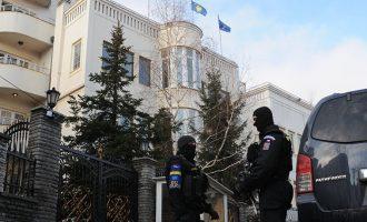 Prokuroria: Ish-ambasadori Giffoni ishte në shërbim të Ukë Rugovës