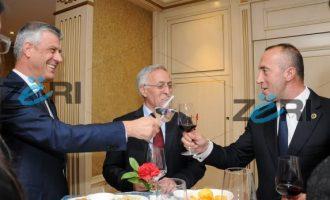 Marrëdhëniet Thaçi-Haradinaj: Nga injorimi në Prekaz në cakërrim gotash