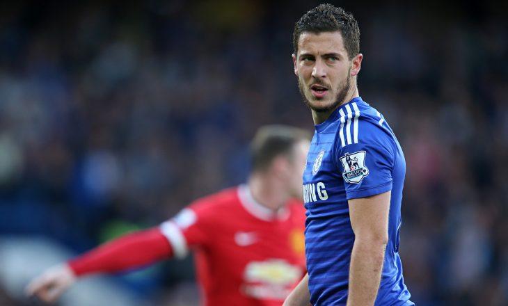 Chelsea, 200 milionë euro për të mbajtur Hazardin
