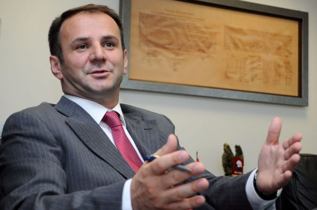 Kuçi nuk e votoi raportin për matjen e territorit