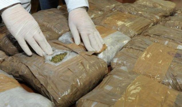 1.3 tonë marijuanë kapen në Vlorë