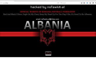 Hackerët sulmojnë sajtin e Federatës së Futbollit në Rumani