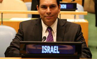 Izraeli bënë histori në OKB