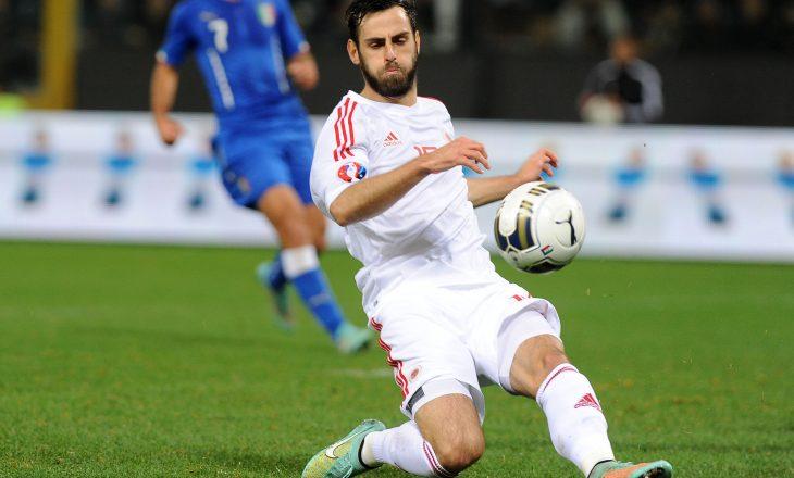 Zyrtare: Mavraj humb ndeshjen ndaj Italisë