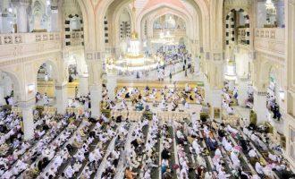 Nis pelegrinazhi i Haxhit