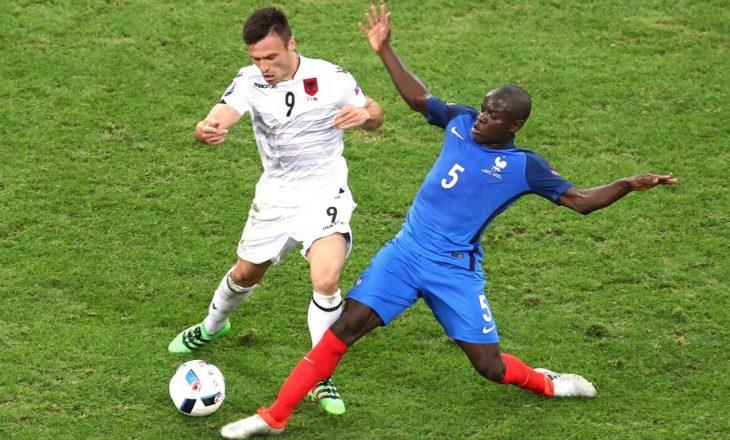 Memushaj: Nuk e prisja nga tifozët, na ndëshkoi Italia me të parën