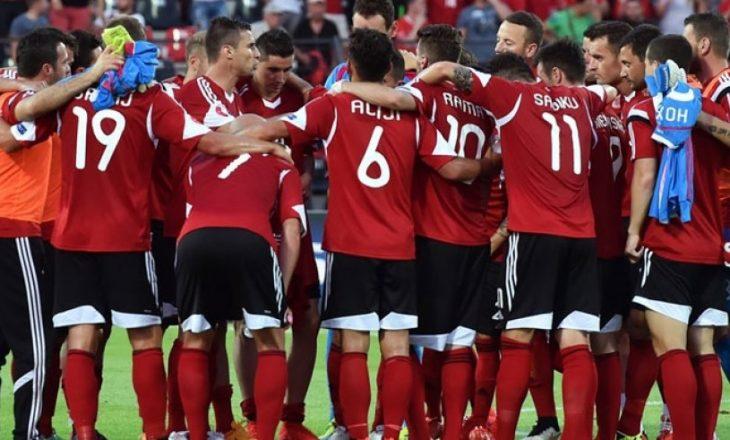 Pjesa e parë: Shqipëria në avantazh ndaj Maqedonisë