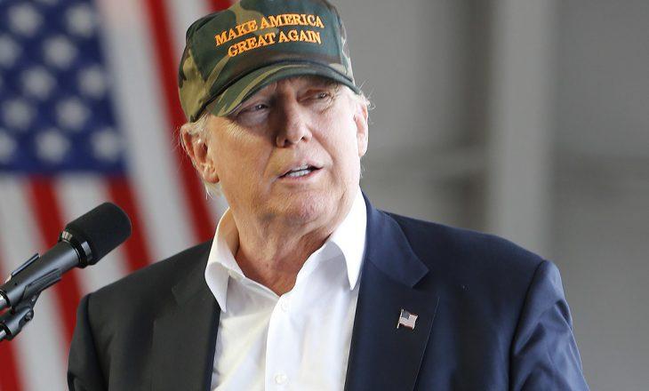 Trump: Të pranohet aneksimi i Krimesë nëse përmirësohen raportet me Rusinë