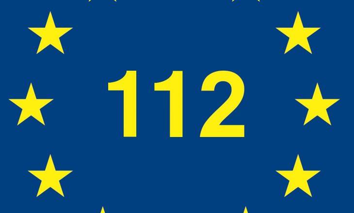 Numri i emergjencës për evropianët mbush 25 vjeç