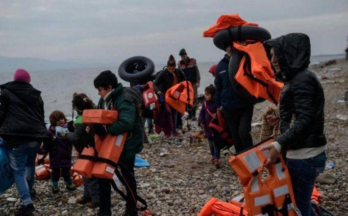 Viti 2016, vdekjeprurës për mijëra azilkërkues