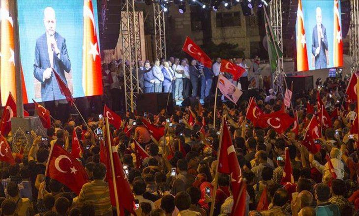 Ndalohet fjalimi i Erdoganit në Gjermani